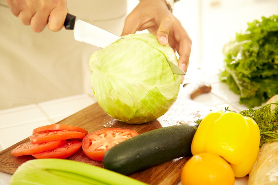 Cooking Healthy with Dr. Ben Maring