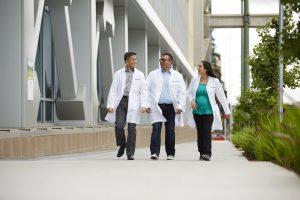 Physicians Walking