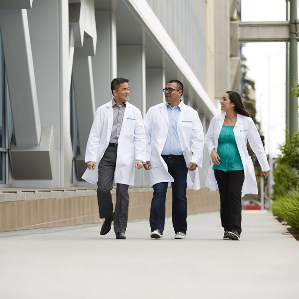 Physicians Walking