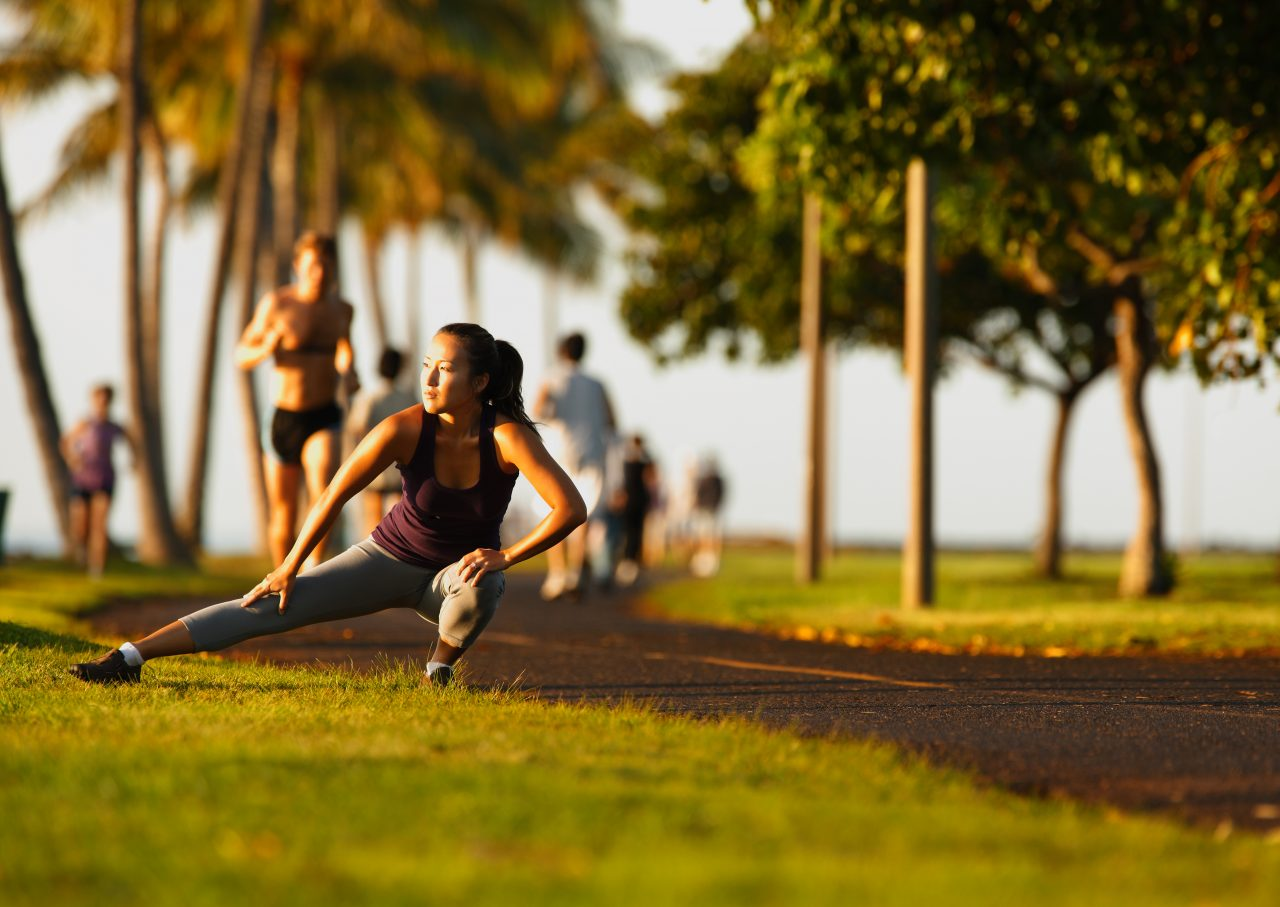Tips For Exercising During Summer