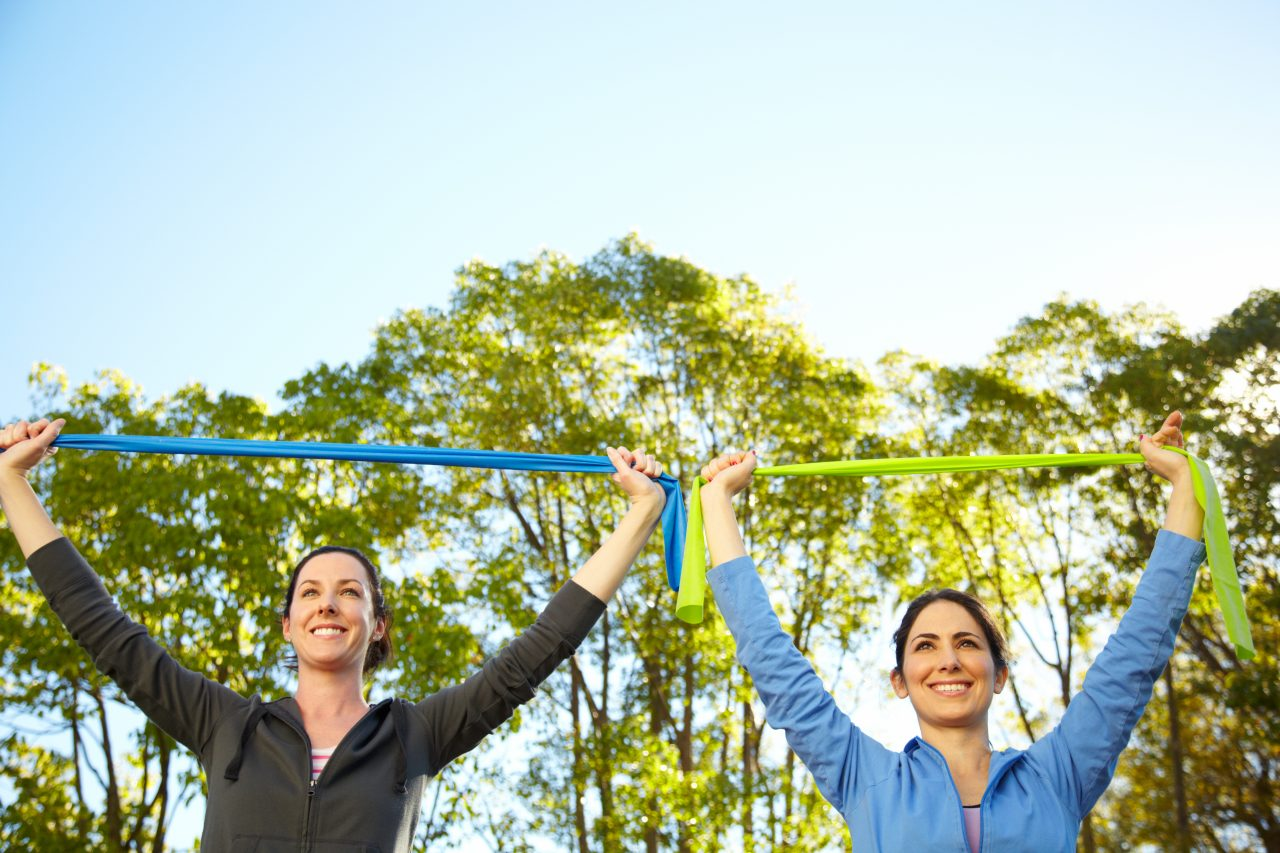 Adding Resistance to Your Workout