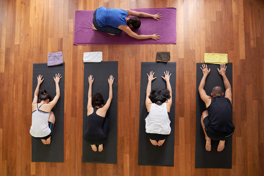 Yoga Stretches for Your Lower Back